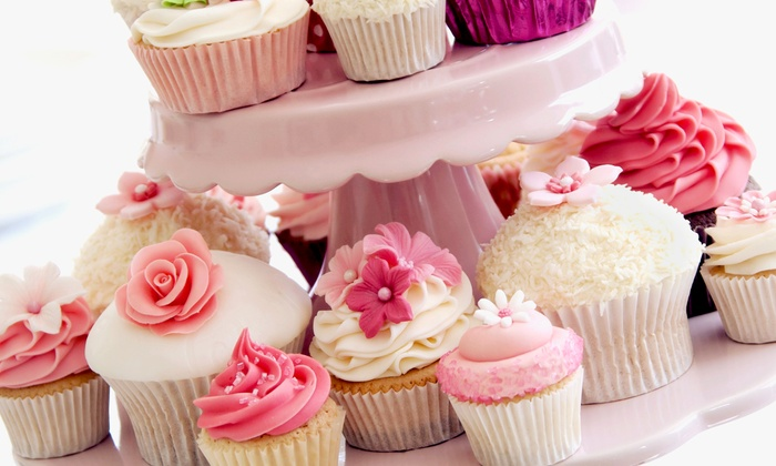 Lovee's Cakes - Layton: $18.99 for One Dozen Gourmet Cupcakes at Lovee's Cakes ($29.99 Value)