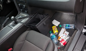 Multi-Purpose Leak-Proof Car Trash Bag with Straps