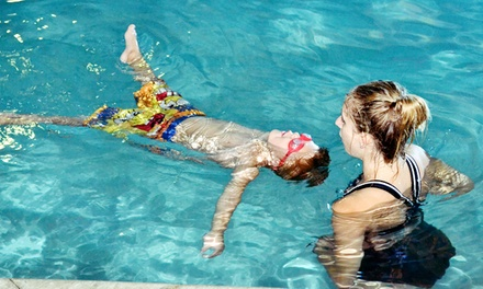 Birthday Party for 15 or Open-Swim Family Passes at Swimtastic Swim School (Up to 63% Off)