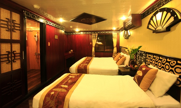 Hanoi: Overnight Cruise + Stay 2