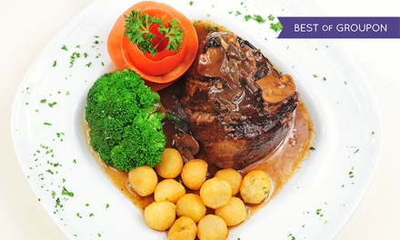 Argentinian Cuisine for Dinner or Lunch at Puerto La Boca (50% Off)