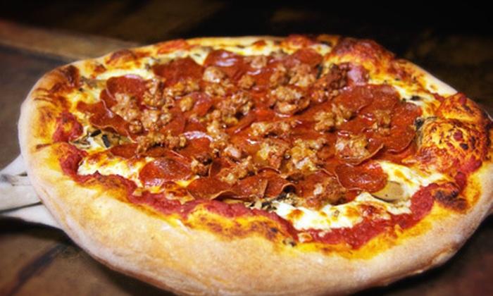 Roma's Pizza and Pasta - Carmichael: Italian Lunch or Dinner for Two at Roma's Pizza and Pasta (Up to 49% Off)