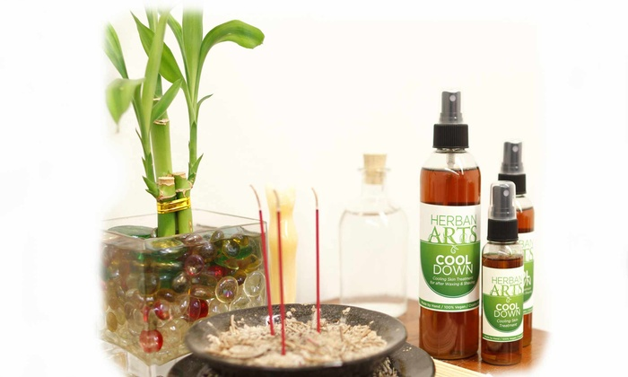 Herban Arts - Pioneer Square: $40 for an Herbal Health or Skincare Consultation Package at Herban Arts ($80 Value)