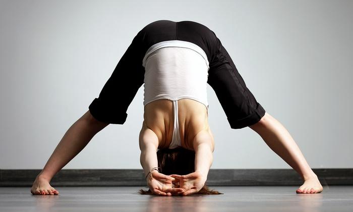SolFire Yoga - San Juan Capistrano: 5 or 10 Yoga or Zumba Classes at SolFire Yoga (Up to 70% Off)