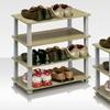 Furinno 3- and 4-Tier Shoe Racks