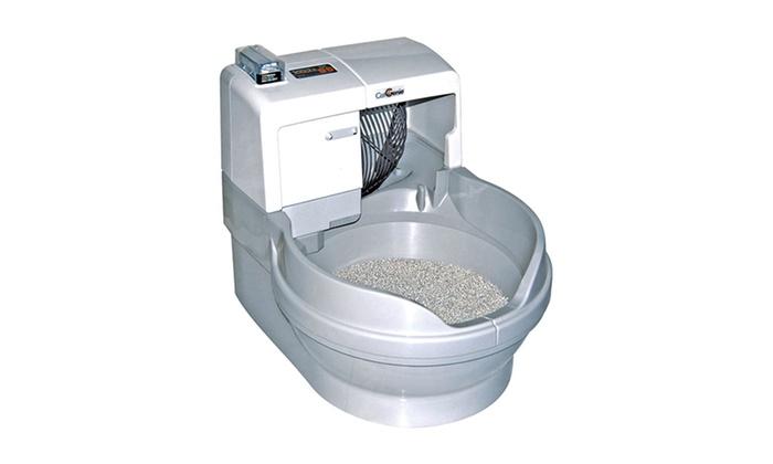 catgenie water hookup