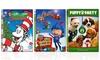 Set of 3 Kids' Holiday DVDs: Set of 3 Kids' Holiday DVDs