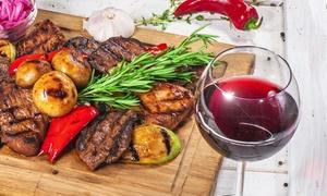 Vino y Mar: Spanisches 3-Gänge-Menü für Zwei oder Vier mit Grillplatte im Vino y Mar ab 22 € (bis zu 61% sparen*)