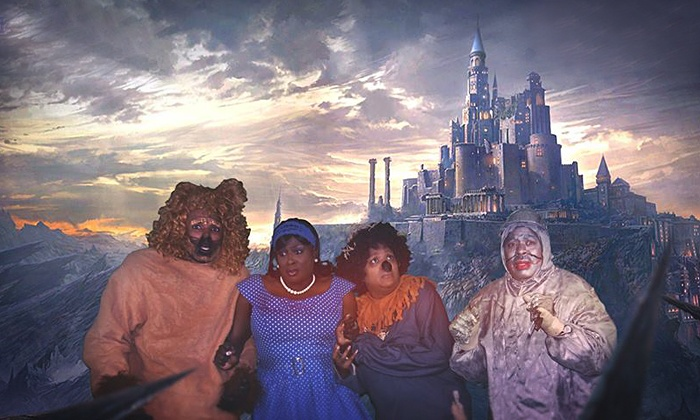 """Man Cry Productions presents """"The Wiz"""" - Garfield Heights: $16 to See """"The Wiz"""" at Garfield Heights Center for the Performing Arts on Saturday, December 21 (Up to $21.49 Value)"""