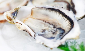 Shuck And Slurp Oysters With A Seafood Specialist