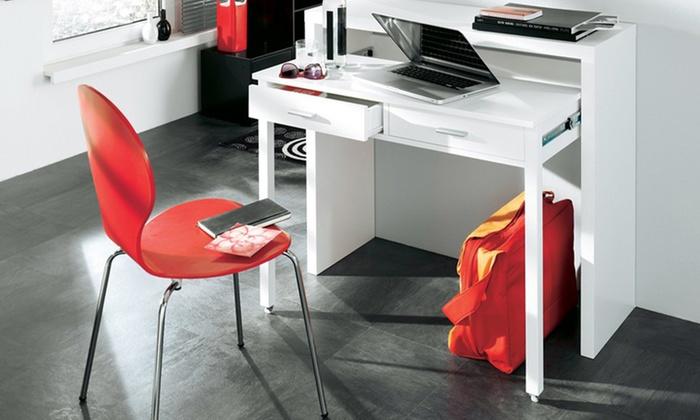 Extendable Console Desk Groupon Goods