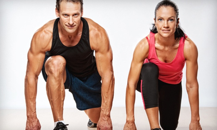 Silverback Elite Fitness Boot Camp - Multiple Locations: 5 or 10 Weeks of Boot Camp for One or Two from Silverback Elite Fitness Boot Camp (Up to 83% Off