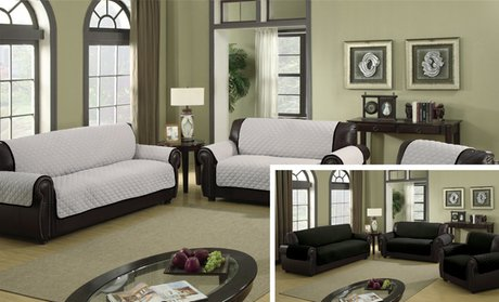 Water-Resistant Reversible Slipcovers