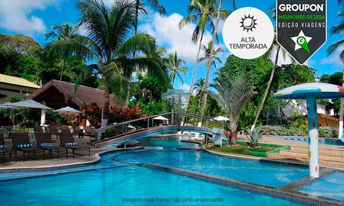 Pau Brasil Praia Hotel - Pau Brasil Praia Hotel: Porto Seguro: 2, 3, 5 ou 7 noites para 2 adultos e 2 crianças no Pau Brasil