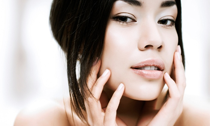 American Skin Care - Dedham: Facial with Optional Collagen Eye and Lip Treatment at American Skin Care (Up to 57% Off)