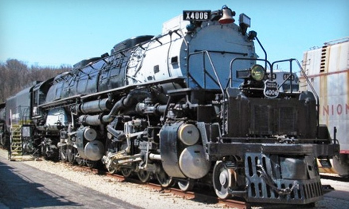 Museum of Transportation - Saint Louis: Museum Outing with Miniature-Train Ride for Two or Four at the Museum of Transportation (Up to 69% Off)