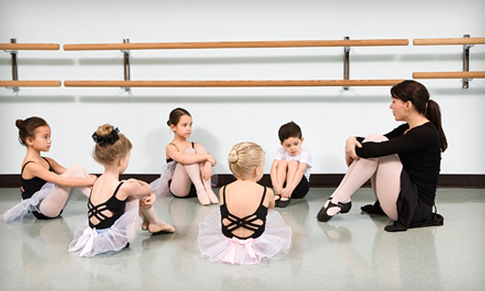 The Chicago Ballet Center - Logan Square: One-, Two-, or Three-Week Kids' Dance Camp in the Morning or Afternoon at The Chicago Ballet Center (50% Off)