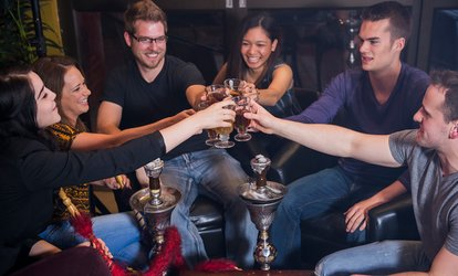 image for 20% Cash Back at Casanova Hookah Lounge