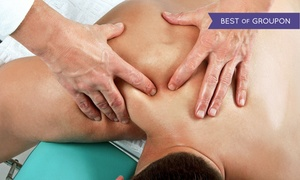 Anglesey Family Chiropractic & Massage Center: One 60-Minute Massage with a Chiropractic Exam at Anglesey Family Chiropractic & Massage Center (Up to 48% Off)