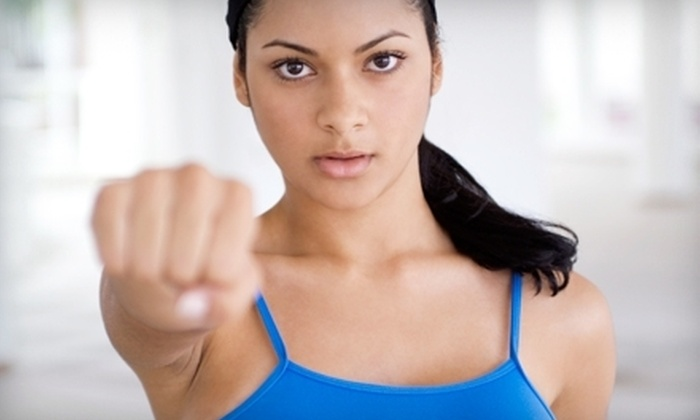 Frequency Fitness Studios - Charleston: 5, 10, or 20 Kickboxing or Zumba Classes at Frequency Fitness Studios in Staten Island (Up to 67% Off)