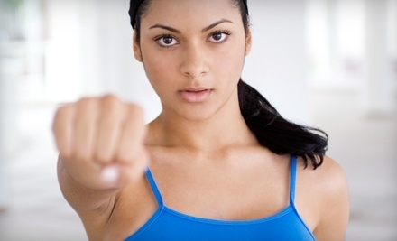 5, 10, or 20 Kickboxing or Zumba Classes at Frequency Fitness Studios in Staten Island (Up to 67% Off)