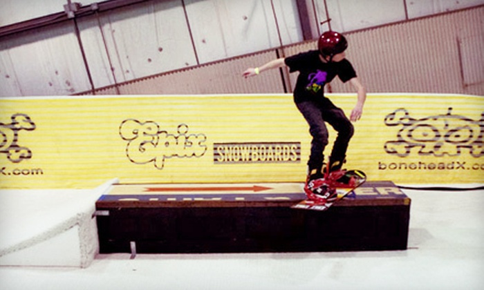 Misfit Lab - Village of Holly Downtown: Day Pass for Two, Two Skate- or Snowboarding Lessons, or Four-Day Camp at Misfit Lab in Fenton (Up to 60% Off)
