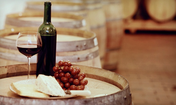 WineNot Boutique - Downtown Nashua: $69 for Rediscover Ancient Grapes Wine Class with Pairings for Two at WineNot Boutique ($150 Value)