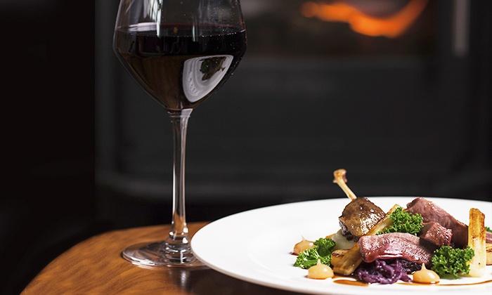 The Warren City Club - Atlanta: $60 for a Five-Course Wine Dinner at The Warren City Club at 7 p.m. on July 18 ($100 Value)