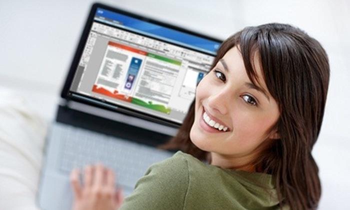 Web Design Online Courses Groupon