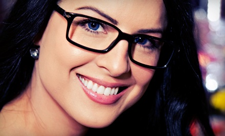 $64.99 for an Eye Exam with $250 Toward Prescription Glasses at YESnick Vision Center ($348 Value)