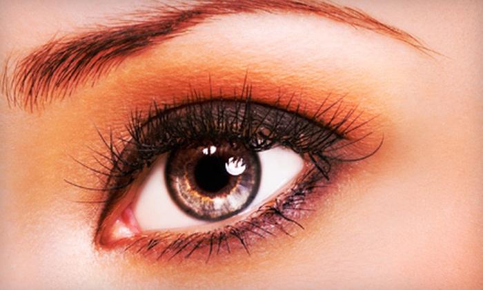 Kristal Images - East Village: Permanent Eyeliner, Eyebrow Makeup, or Lip Color at Kristal Images (Up to 65% Off)