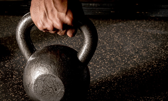 Q Kettlebell - Randolph: Four Weeks of Membership and Unlimited Fitness Classes at Q Kettlebell Strength and Conditioning (50% Off)
