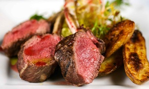 Upscale Dining At Noras Restaurant & Lounge (up To Half Off). Two Options Available.