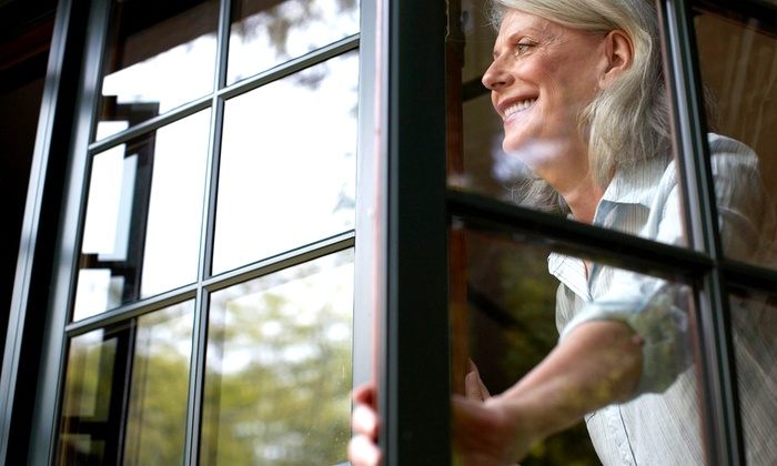 Excel Window Cleaning & Home Services - Minneapolis / St Paul: Exterior Window Cleaning or One Hour of Pressure Washing from Excel Window Cleaning & Home Services (Up to 56% Off)