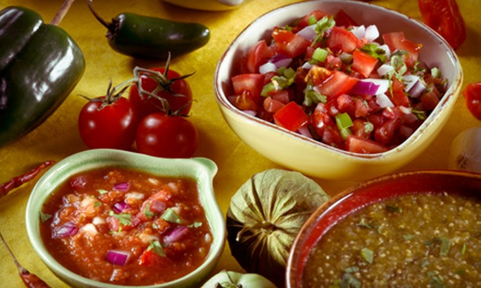My Nana's Best Tasting Salsa Challenge - Tempe: Visit for Two, Four, or Six to My Nana's Best Tasting Salsa Challenge on Saturday, April 27, at 11 a.m. (Up to 53% Off)