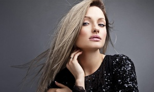 Glamorous Hair: $29 Style Cut, Wella Treatment and Blow-Dry, or $49 to Add Half-Head of Foils at Glamorous Hair (Up to $230 Value)