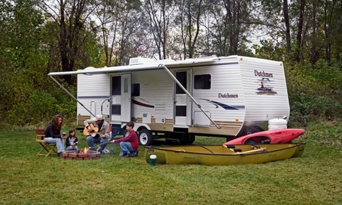 Pollard Camper Rental, LLC - Evans: $35 for $100 Toward a Camper Rental from Pollard Camper Rental, LLC