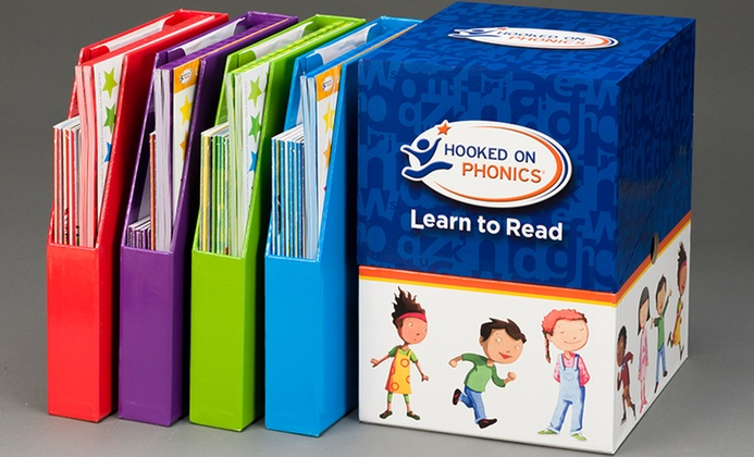 Hooked on Phonics Complete Program