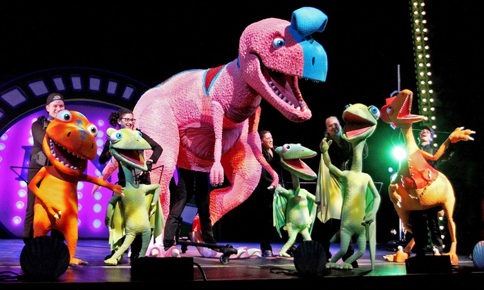 """""""Dinosaur Train Live!: Buddy's Big Adventure"""" - Pabst Theater: """"Jim Henson's Dinosaur Train Live"""" at The Pabst Theater on Saturday, March 7 (Up to 45% Off)"""