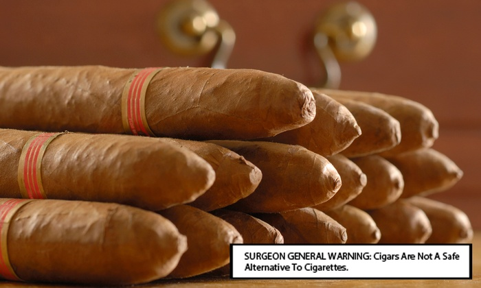 Hoboken Premium Cigars - Hoboken: $20 for $40 Worth of Hand-Rolled Cigars at Hoboken Premium Cigars