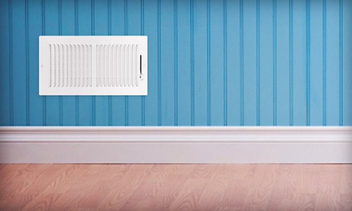 Its Duct Time - Houston: $49 for a Whole-House Air-Duct Cleaning with a Dryer-Vent Cleaning and an AC Checkup from It's Duct Time ($318 Value)