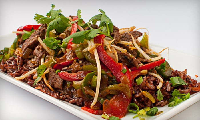 Tibetan Kitchen - Downtown: Three-Course Dinner for Two or Four at Tibetan Kitchen (Up to 58% Off)