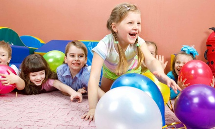 5 or 10 Open-Play Visits or a Party for Up to 10 Kids at Fun Forest (Up to 62% Off)