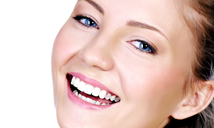 Fairfax Smiles Dental Care - Fair Oaks: Dental Exam Package or In-Office Whitening Treatment at Fairfax Smiles (Up to 86% Off)