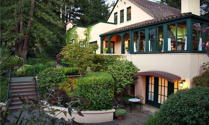 Applewood Inn  - Guerneville, CA: One- or Two-Night Stay with Wine-Tasting Coupon Book at Applewood Inn in the Russian River Valley, CA