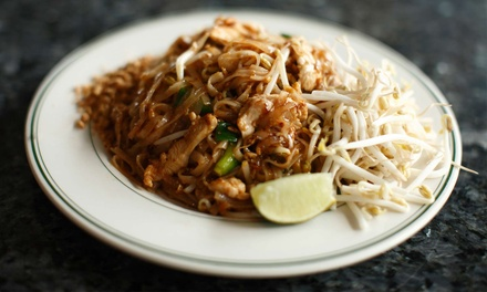 $12 for $20 Worth of Thai Food at Thai Pan