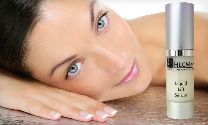 Liquid Lift Face Serum: $23 for a 1-Ounce Bottle of HLC Med Liquid Lift Face Serum ($125 Value). Free Shipping.