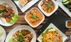 30% Off Dining In at Thai Room
