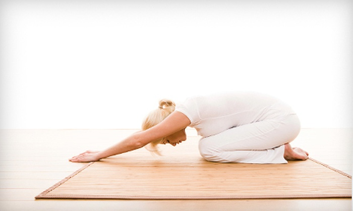 Ananda Yoga - Smith's Ferry: 10 or 15 Yoga Classes at Ananda Yoga in Hadley (Up to 67% Off)