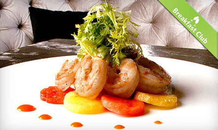 DUO Restaurant & Lounge - Midtown South Central: $29 for Brunch for Two with Drinks for Two at DUO Restaurant & Lounge (Up to $68 Value)